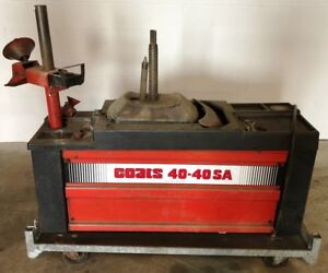 Coats 40 40sa Tire Changer Machine