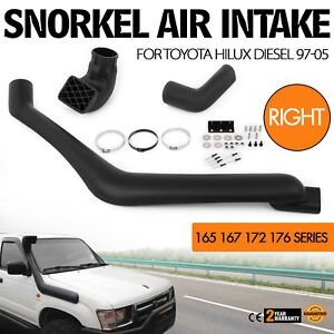 Snorkel Kit For Toyota Hilux 1997 2005 Right 165 167 172 All Diesel Models Lhs