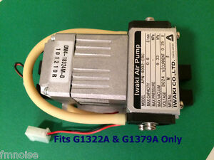 Vacuum Degasser Pump Agilent Hp G1322 60000 For G1322a G1379a Hplc Refurb