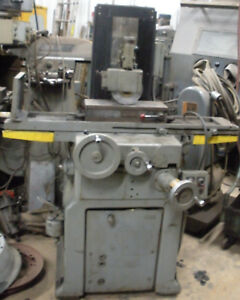 Reid 6 X 18 Automatic Surface Grinder With Magnetic Chuck