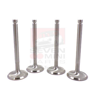 Intake Valve Set 4 For Bmc 1275cc Engines Incl Mg Midget Austin America