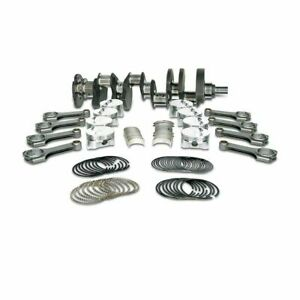 Premium Forged Scat Rotating Assembly I Beam Rods Fits Chevy 383 Ls1 1 44200