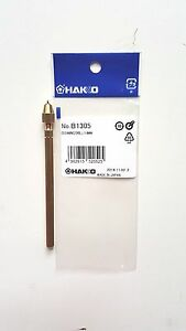 Hakko B1305 Cleaning Drill With Holder 1 6mm use For 802 807 808 817
