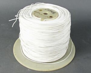 Spool Of Stranded Silver Coated Copper Wire Teflon 0 18 Inches O d
