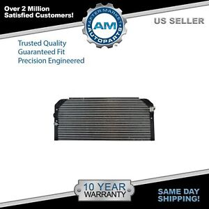 Ac Condenser A c Air Conditioning Direct Fit For 98 02 Toyota Corolla 1 8l New