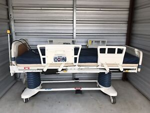 Stryker Secure Ii All Electric Hospital Patient Bed