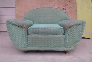 Vtg Lammerts Of St Louis Mid Century 1950s 1960s Armchair Lounge Atomic Chair