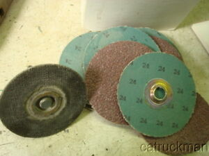 4 Disc Drivers 1 2 3 29 Pcs 3 Norton Speed Lok 24 x Sanding Discs