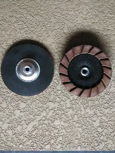 7 Concrete Edge Polishing Wheels