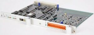 Uniwire System Uv 250 Vme Plug in Pcb Printed Circuit Interface Board Module