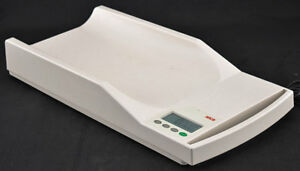 Seca 334 Pediatric 10 20kg Electronic digital Baby Infant Scale W power Adapter