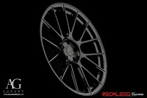 Avant Garde 20 Vanquish Black Concave Wheel Rims Fits Nissan Rogue Murano