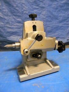 Phase Ii Adjustable Tailstock 8 10 Table Compatibilities Use W Rotary Table