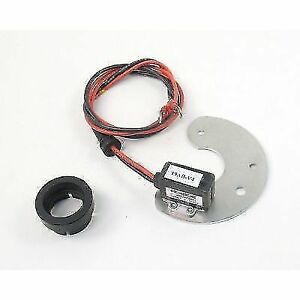 Pertronix 1281dv Ignitor Ignition Motorcraft Dual Points Distributor Ford V8