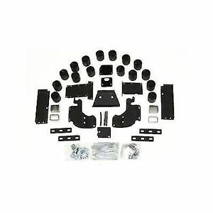 Performance Accessories Pa60173 3 Body Lift Kit For 2006 2008 Dodge Ram 1500