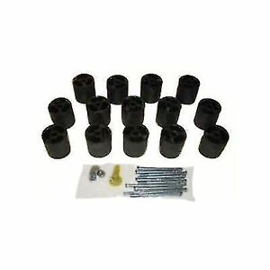 Performance Accessories Pa833 3 Body Lift Kit For 1989 1992 Ford Ranger