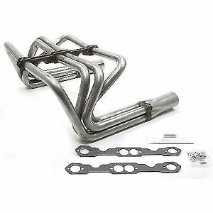 Patriot Exhaust H8069 1 5 8 x3 1 2 Sprint Car Style Header For Sb Chevrolet