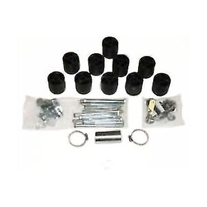 Performance Accessories Pa543 3 Body Lift Kit For 1982 1994 Chevy S 10 Blazer