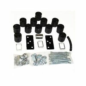 Performance Accessories Pa813 3 Body Lift Kit For 1993 1994 Ford Ranger