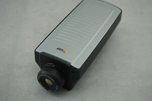 Axis Q1921 10mm Thermal Indoor Network Ip Poe Security Camera