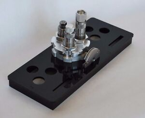 Turret and Die Storage TrayHolder for Lee Pro 1000 3-Hole Turrets