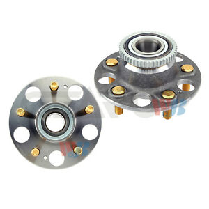 2 Rear Wheel Hub Bearing Assembly Fit Acura Rsx Base Type s Coupe 2 door