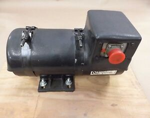 Xm56 Military Smoke Generator Dc Electric Pump Motor 24vdc 31 15 5750