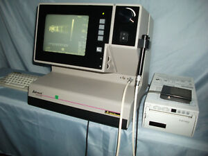 Accutome Advent I3 Ab Ultrasound A b Scan Unit With B probe