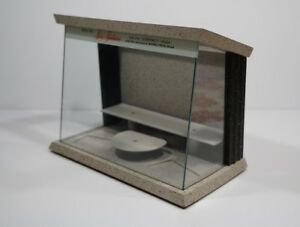 Vintage 1960 S Store Display Shaving Case Showcase Counter Top General Store