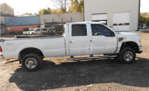 2008 2009 2010 Ford F250sd F350sd Pickup Front Axle Assembly 68k 3 73 Ratio