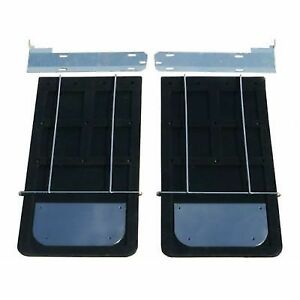 Go Industries 70724set Single Wheel Mud Flap Set For 1999 2010 Ford Super Duty