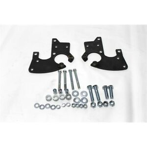 Total Performance Caliper Brackets For 1937 41 Ford Spindles W Fender Mount