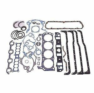Ford Racing M 6003 A50 Engine Gasket Set 63 01 289 302 351w