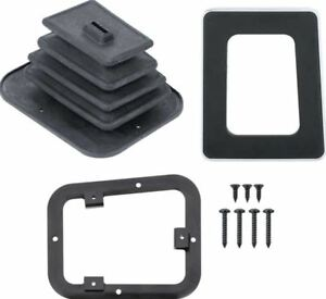 Oer R671 1967 1969 Chevy Camaro Without Console Manual Transmission Shift Plate