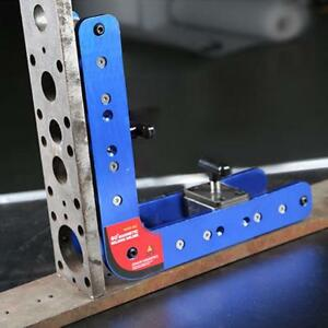Wm8 s1 Heavy Magnetic Welding Jig Holder Welding Magnetic Fixer 60kg With Switch