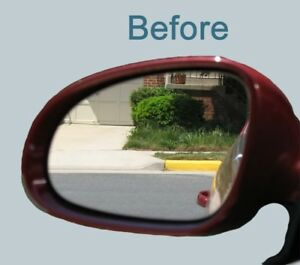 Blind Spot Mirror Glass Replacement For Vw Tiguan 2009 2017 Left Driver Lh