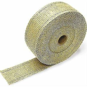 Design Engineering Inc 010102 Exhaust Wrap Tan 2 Wide X 50 Roll