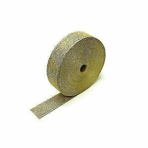 Design Engineering Inc 010103 Exhaust Wrap Tan 2 Wide X 100 Roll