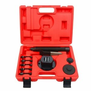 Compatible W Ford Transit 2006 Onwards Front Wheel Bearing Puller Tool Set