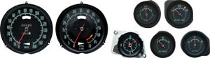 Oer K9694 1969 1971 Chevrolet Corvette Complete Dash Gauge Set
