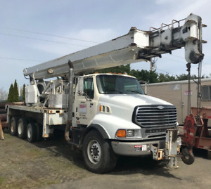 2005 Altec 35127s 38127s With Manbasket Radio Remote Controls