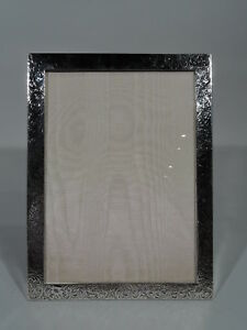 Tiffany Frame 17262 Antique Picture Photo American Sterling Silver