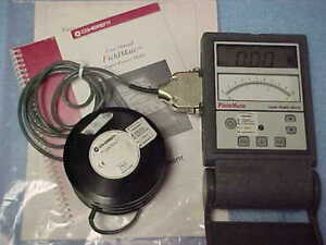 Coherent Fieldmate Laser Power Meter Pm30 Power Max Power Sensor Manual