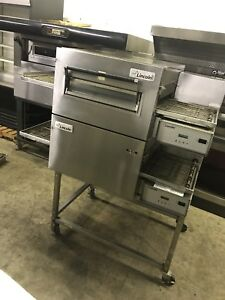 Lincoln Electric Stackable Conveyor Pizza Ovens