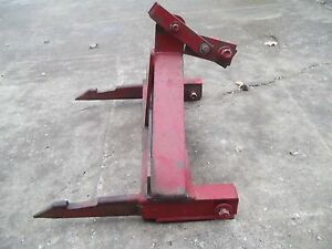 Farmall Ih 300 350 400 450 460 560 706 806 Ih Tractor 2pt To 3pt Conversion