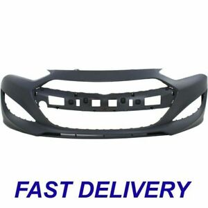 New Front Primered Bumper Cover Fits 2013 2015 Hyundai Genesis Coupe Hy1000197