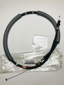 New Genuine Toyota Land Cruiser 70 80 100 Series Throttle Cable 1hd T 1hz 1hd Ft