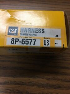Caterpillar Harness 8p 6577