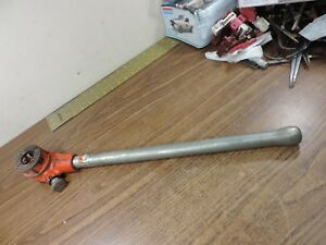 Ridgid 00 r Threader Handle W 1 2 Die Head