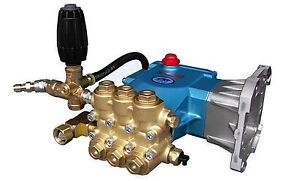 Pressure Washer Pump Plumbed Cat 66dx40gg1 4 Gpm 4000 Psi Vrt3 310ez